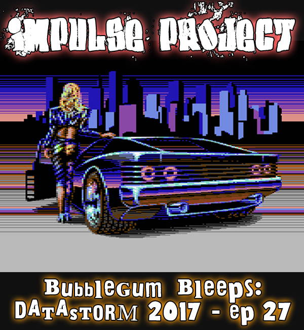 impulse project demoscene chiptune podcast protracker mod sid commodore