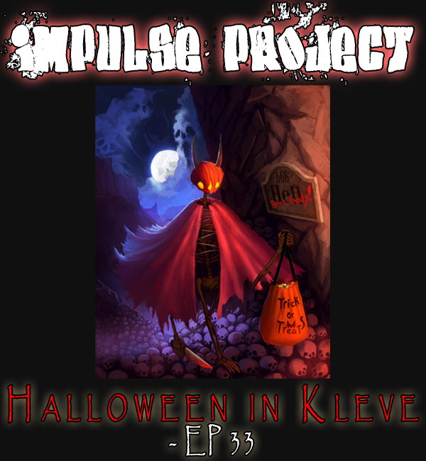 Halloween in Kleve - ip33 demoscene music podcast